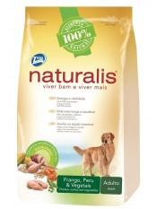 Naturalist Для взрослых собак с индейкой, курицей, коричневым рисом и овощами, , 2 кг. арт.10396