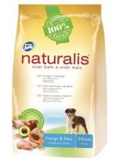 Naturalist Для щенков с курицей, индейкой, коричневым рисом, папайей и яблоком, 15 кг. арт. 10388
