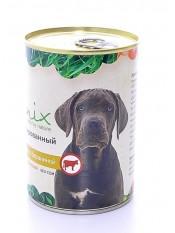 Organix Консервы для собак с говядиной и бараниной, 850 г. арт. 19669