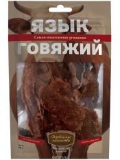 Деревенские лакомства язык говяжий, 50 гр