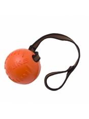 Мяч с лентой Doglike, 8,5 см.
