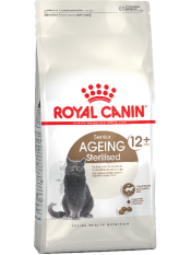 Royal Canin Ageing Sterilised 12+, 0,4 кг.
