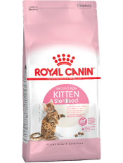 Royal Canin Kitten Sterilised, 0,4 кг.