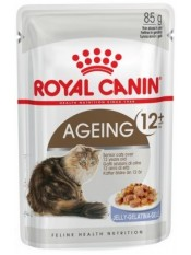 Royal Canin Ageing +12 (в желе), 85 гр.