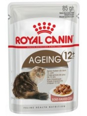 Royal Canin Ageing +12 (в соусе), 85 гр.