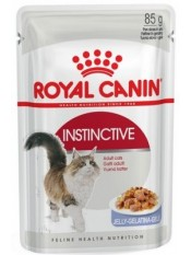 Royal Canin Instinctive (в желе), 85 гр.