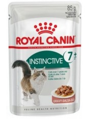 Royal Canin Instinctive +7 (в соусе), 85 гр.