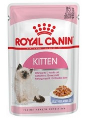 Royal Canin Kitten Instinctive (в желе), 85 гр.
