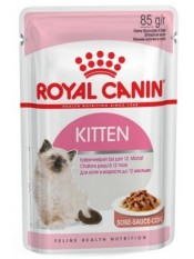 Royal Canin Kitten Instinctive (в соусе), 85 гр.