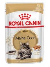 Royal Canin паучи Maine Coon Adult (в соусе), 85 гр.