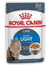 Royal Canin Ultra Light (в желе), 85 гр.