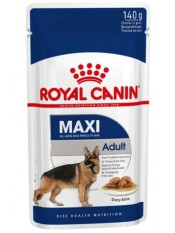Royal Canin Maxi Adult, паучи, 140 гр.