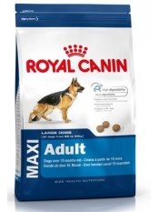 Royal Canin Maxi Adult, 15 кг.