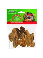 Вымя говяжье мягкая упаковка, титбит