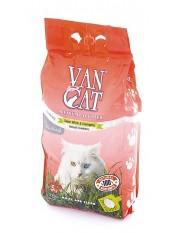 """Van Cat Комкующийся наполнитель """"100% Натуральный"""", без пыли, пакет, 10 кг."""