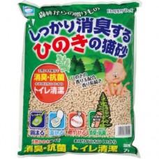 Япония, наполнитель, зеленый чай Ультра-комкующаяся серия, 7 литр.
