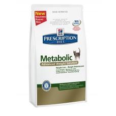 Hill's для кошек Metabolic Feline, 4 кг.