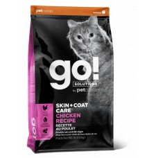 Go! new Для Котят и Кошек с Цельной Курицей, фруктами и овощами, 1.4 кг. арт. 34854