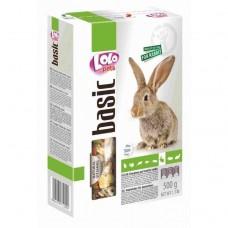 Корм LOLO-PETS для кроликов, 500 гр.