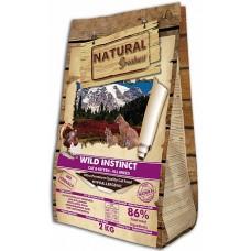 Natural Greatness Wild Instinct сухой корм для кошек, 2 кг