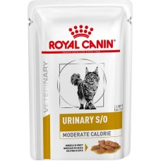 Royal Canin Urinary S/O Moderate Calorie (соус), 85 гр.