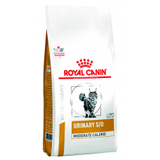 Royal Canin Urinary S/O Moderate Calorie, 7 кг.