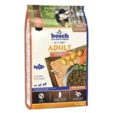 Bosch HPC Adult для собак с лососем и картофелем, 15 кг.