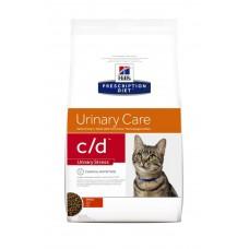 Hill's для кошек  C/D, при стрессе, 400 гр.