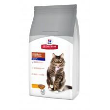 Hill's для взрослых кошек, Hairball Control, арт. 5285, 300 гр.