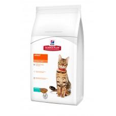 Hill's для взрослых кошек, c тунцом, арт. 8738, 2 кг.