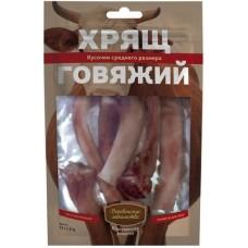Деревенские лакомства Хрящ говяжий, средний, 75 гр.