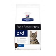 Hill's для кошек  Z/D, 2 кг.
