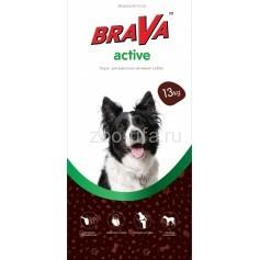 Брава корм сухой для собак Актив 13 кг