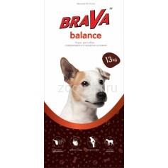 Брава Баланс корм сухой для собак, 13 кг.