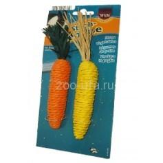 Набор для грызунов морковь и кукуруза Trixie