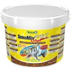 Тетра корм для рыб Tetra Min Crisps чипсы 2000 гр., 10 лит.