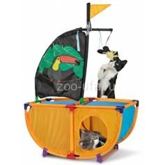 Игровой комплекс для кошек Карибская жемчужина
