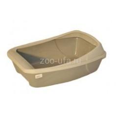 Туалет Сибирская кошка с бортиком Евро