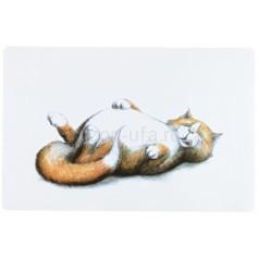 Коврик под миску Thick cat