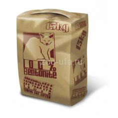Noname, наполнитель для кошек, 15 кг.