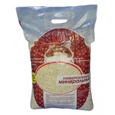 Брава минеральный универсальный, красный, 15 лит.