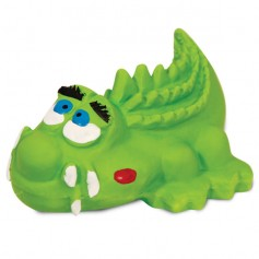 Крокодил зеленый, Триол, 13 см
