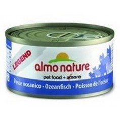 Almo Nature Консервы для кошек с океанической рыбой, 75% мяса, Legend Adult Cat Oceanic Fish, 70 гр. - артикул: 26497