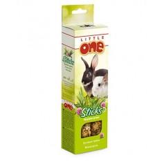 Little One. Палочки для морских свинок, кроликов и шиншилл с луговыми травами