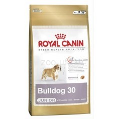 Royal Canin Bulldog Junior, 12 кг.