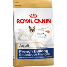 Royal Canin French Bulldog Adult, 3 кг.