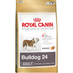 Royal Canin Bulldog Adult, 12 кг.