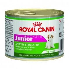 Royal Canin Junior, консервы для собак, 195 гр.