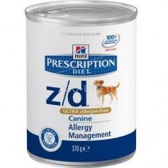 Hill's консервы для собак Z/D, ULTRA Allergen-Free, 370 гр.