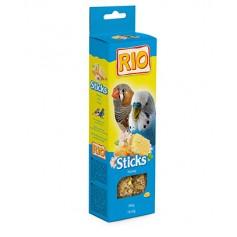 RIO. Палочки для волнистых попугайчиков и экзотов с медом